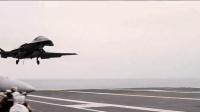 """这架新型的战斗机也太先进了吧, 居然可以在美国""""林肯号""""航空母舰上垂直起降!"""