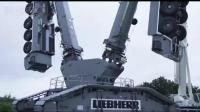 千吨级陆地巨无霸起重机 这是变形金刚么? 这货得多少钱!