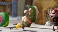 《爆笑虫子》神医屎壳郎给竹节虫接骨成功, 还给老鼠做屎熏