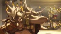 GYW预言守望先锋《阿三塔防战》: 暴走的狂鼠 爆炸就是艺术 塔防中的战斗鼠