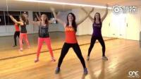 【国外很火的尊巴健身舞】尊巴是个很消耗体力的运动, 跳4分钟等于运动1小时