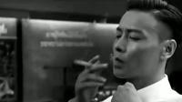 张晋: 穿西装抽烟我也会啊, 杀破狼2里最亮眼的角色吴京托尼贾都被比下去的感觉