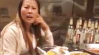 女子吃霸王餐怼老板:我穿的阿迪