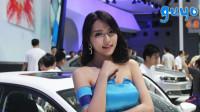 深港澳国际车展 2017 广汽 车展美女模特