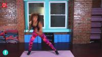 女子健身计划之超实用的翘臀瘦腿动作
