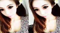 眼睛大的女孩有多美? 清纯的像芭比娃娃, 有着这样的假象你会吗?