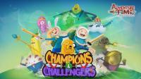 冠军与挑战者 - Adventure Time 游戏演练 手游酷玩