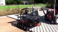 德国发明的机器人砌墙机, 德国的建筑工人够轻松