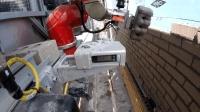 美国发明建筑机器人, 一天砌砖3000块, 效率是人工的6倍