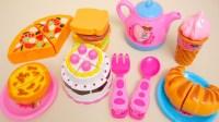生日食品婴儿娃娃照顾小豆豆凯蒂猫凯迪猫超市玩具爆笑虫子LARVA【俊和他的玩具们
