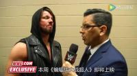 WWE美式摔跤娱乐 超人大战蝙蝠侠, 你更爱谁?