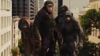 3分钟带你看完《猩球崛起》, 一部猩猩智商碾压人类的高分电影
