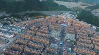 航拍贵州兴义木贾物流园, 太像一个小镇, 好漂亮!