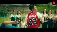 《夏洛特烦恼》袁华在同学们面前打篮球装X, 却被夏洛打脸