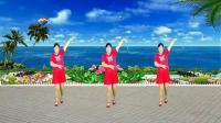 红领巾追梦广场舞 恰恰舞《爱在老地方》编舞: 叶子