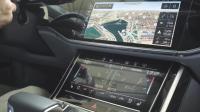 2018全新奥迪A8L功能展示 百公里加速5.7秒 (340 hp, 500 Nm)