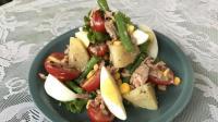 两分钟教你做蔬菜沙拉, 这么吃, 营养丰富, 还能减肥, 老少皆宜