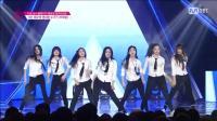 百人女团PRODUCE101分组惊艳编舞演绎 EXO咆哮