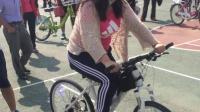 自行车慢骑技巧大全——美女教学篇(绝对干货)