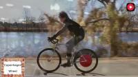 给自行车换一个车轮, 自行车车速秒追小汽车