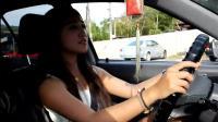 驾校教练这么教美女们练车! 真是受不了了
