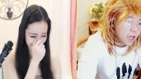 性感美女和冒牌韩国人聊天。搞笑的不得了