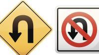 开车走错路想掉头又怕被处罚, 只要看一个标识, 就可以大胆掉头
