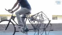 自行車创新 感觉这车并不能骑出去