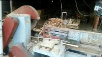 鼎诺机械圆木推台锯视频60公分圆木推台锯总代直销