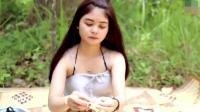 柬埔寨的美食、美女, 诱惑极大 集中柬埔寨赶市去