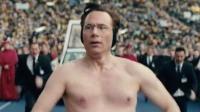 奇葩! 一德国男子竟然赤身裸体闯入大型比赛现场!