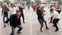 人民公园尬舞团第243集-央视拍摄四大天王狂飙尬舞 红毛 化肥 刘东立 大雪