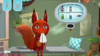 ᴴᴰ Little Fox Animal Doctor Best Games - Learn How to Take Care of Forest Animal