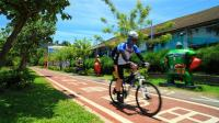 世界上最长的自行车道, 长达1.7万公里, 几乎绕完成都