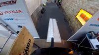TIME - 用上法国制造DX4脚踏, NICO QUERE在2017年GRASSE城市速降赛获得第2名!