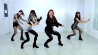 外国美女现代舞韩舞表演跳舞很好看