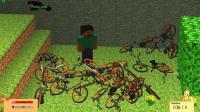 我的世界史蒂夫为什么要偷自行车