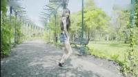 清纯美少女跳C哩C哩, 用颜值撑起了整支舞蹈, 好好看!