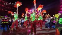 一群美女小亲圪蛋载歌载舞来到山西旅游发展大会晋中榆次老城现场!