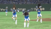 日本棒球啦啦队美女热舞 日本妹子跳舞别有一番感染力