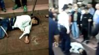 男子进入校园用美工刀划伤5名小学生