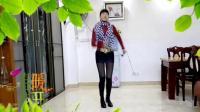 江西萍子快乐演绎《兔子舞》好看