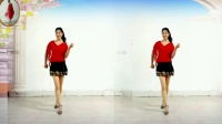 最新简单32步《夏季恰恰》阿采广场舞原创 有教学背面