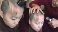 王菲女儿窦靖童惊爆出家, 仁波切剃发视频疯传