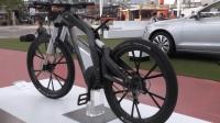 自行车能跑到80km/小时? 奥迪这项黑科技要逆天, 就是有点贵