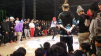 2017 天下布舞 bgirl女子海选1-20号, 女子街舞比赛