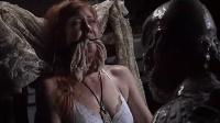 3分钟看完恐怖片《沼泽怪物》, 残暴生物找媳妇, 简直恶心至极