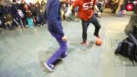 花式足球之神贾尼尔, 在街头踢的足球才是真正的街头足球!