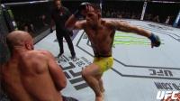 UFC on FOX 26慢镜头回放