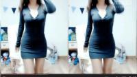 韩国美女主播 超短裙热舞 捂胸干啥